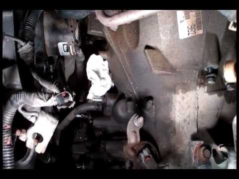 How To Remove Transmission Plymouth Neon