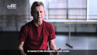 Mikhail Baryshnikov - Charity e video d