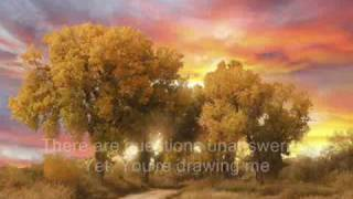 Watch Hymn Unanswered Yet video