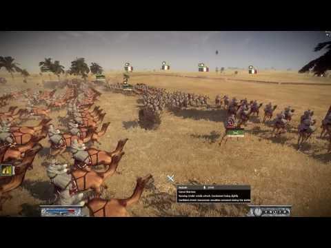 Napoleon: Total War - Camel Massacre
