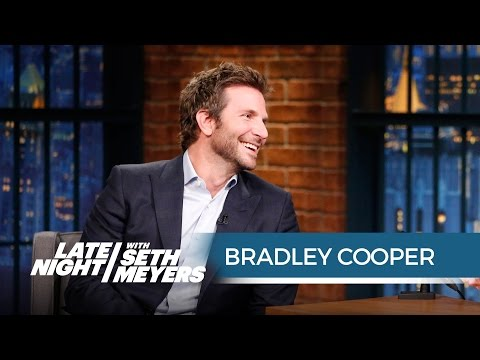 Bradley Cooper's Mom Is a QVC Addict - Late Night with Seth Meyers