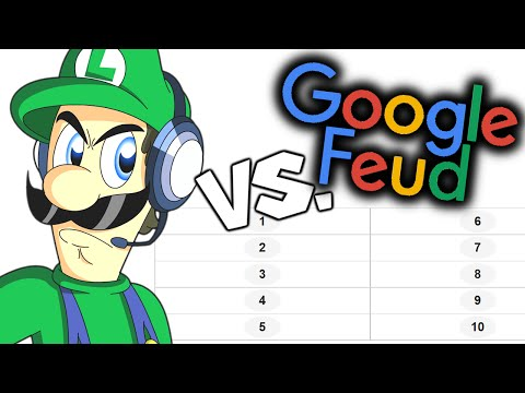 LUIGIKID VS. GOOGLE