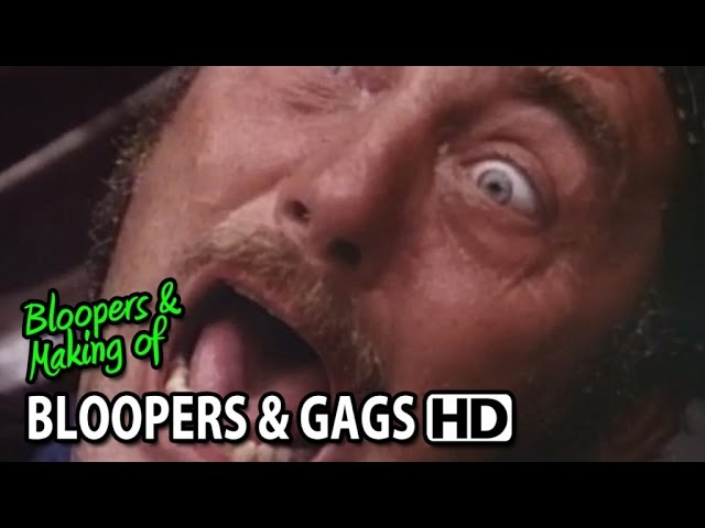 Jaws (1975) Bloopers, Gag Reel & Outtakes
