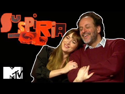 Dakota Johnson On Suspiria's Scariest Moments & Returning To Fifty Shades | MTV Movies