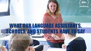 Meddeas Language Assistant Programs in Spain - No Fees