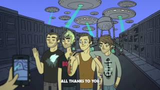 Watch All Time Low Thanks To You video