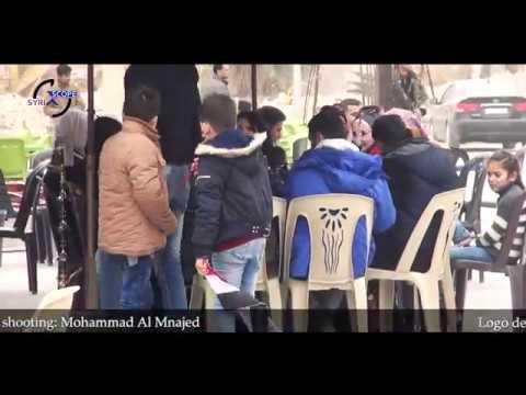 Aleppo.. One Year Alive