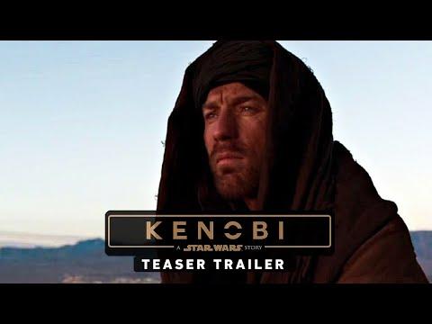 KENOBI: A Star Wars Story - Teaser Trailer Concept Ewan McGregor (Fan Made)