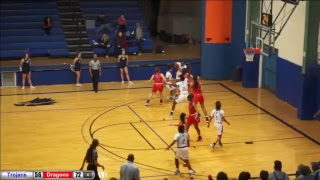 Blue Dragon Women's Basketball at Colby