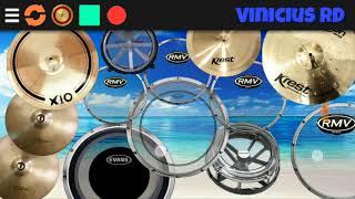 Real Drum- ENVOLVIMENTO (Wesley Safadão)