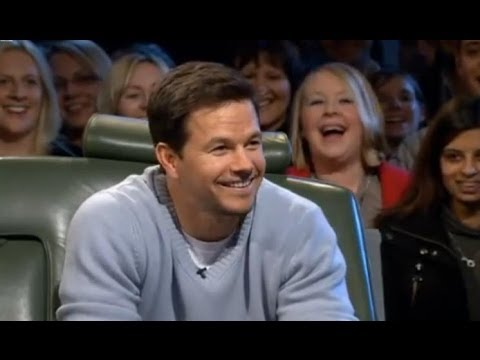 Mark Wahlberg celebrity interview & lap - BBC