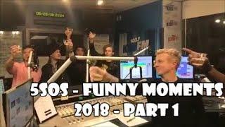 Download Lagu 5SOS // Funny Moments // 2018 // PART 1 Gratis STAFABAND