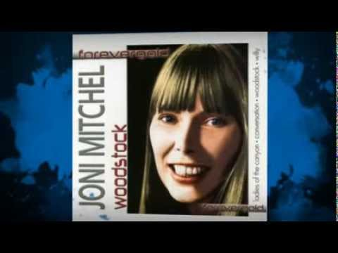 Joni Mitchell - No Apologies