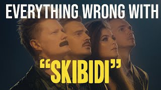 "Everything Wrong With LITTLE BIG - ""Skibidi (Romantic Edition)"""