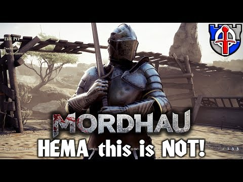 Mordhau ALPHA gameplay review: Fun, but HEMA this is NOT!