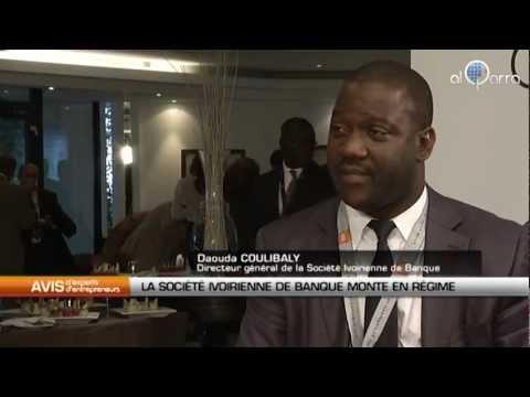 Daounda Coulibaly, directeur général de la Société Ivoirienne de banque (SIB).