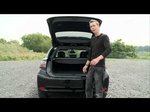 Тест-драйв: Гибрид Lexus CT-200h