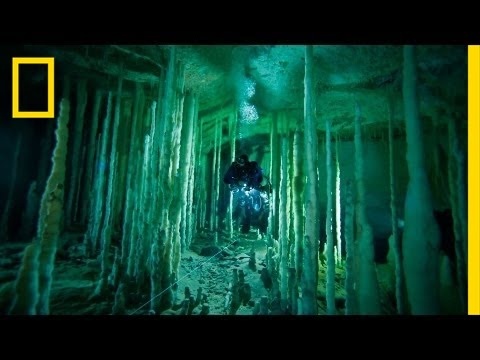 National Geographic Live! – Mapping the Unknown, Part 1: Kenny Broad and Blue Holes