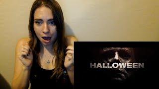 Halloween (2018) Official Trailer Reaction