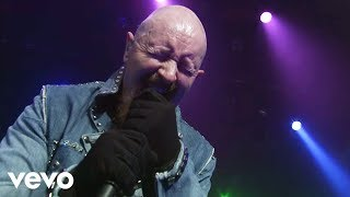 Клип Judas Priest - You Don't Have To Be Old To Be Wise