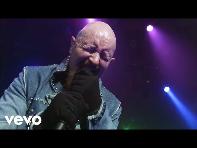 Judas Priest - You Don39t Have to Be Old to Be Wise Live