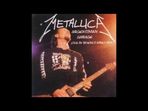 Metallica live Buenos Aires, Argentina 14/May/1999