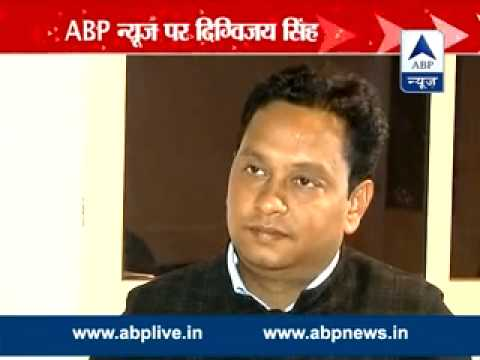 Chidambaram can try for Congress President post l Digvijay Singh talks to ABP News