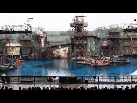 Water World Universal Studios Singapore FULL SHOW