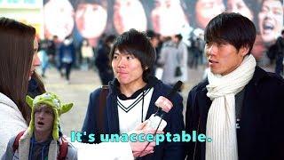 Japan Reacts to Logan Paul