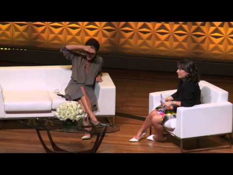 "Designer Victoria Beckham - Interview 2013 [ VOGUE Festival ] ""My Fashion Life"""