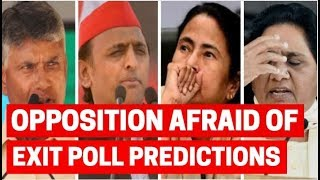 Watch Debate: Opposition parties afraid of exit poll predictions?