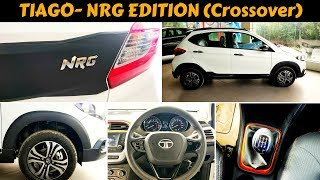 TATA Tiago NRG | Most Detailed Review | First on Youtube | Ujjwal Saxena