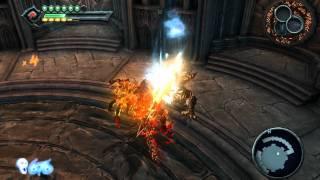 Прохождение игры дарксайдерс 1 черный трон