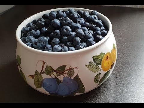 Как я храню  свежую ягоду без заморозки