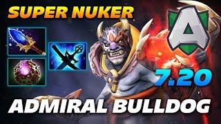 AdmiralBulldog Lion Super Nuker | DOTA 2 NEW PATCH 7.20