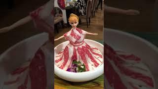 Meat dress!