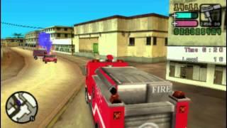 GTA VCS. Взрывоустойчивые, Огнеупорные + TP Машины