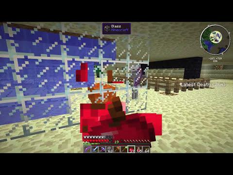 Minecraft Space Chickens - S2E05 - Conquering the Ball