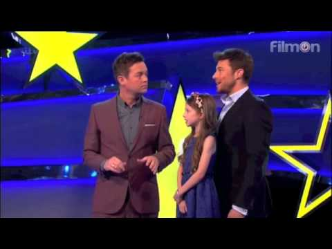 Duncan James - Big Stars Little Star (ITV1 S01E02 11.09.2013) PART 2 klip izle