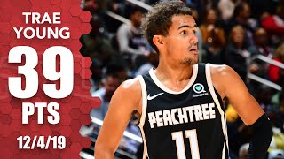 Trae Young goes off for 39 points in Nets vs. Hawks | 2019-20 NBA Highlights
