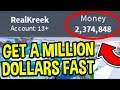 HOW TO GET 1 MILLION DOLLARS FAST! (Roblox Jailbreak Winter Update) | Fastest FREE Method!