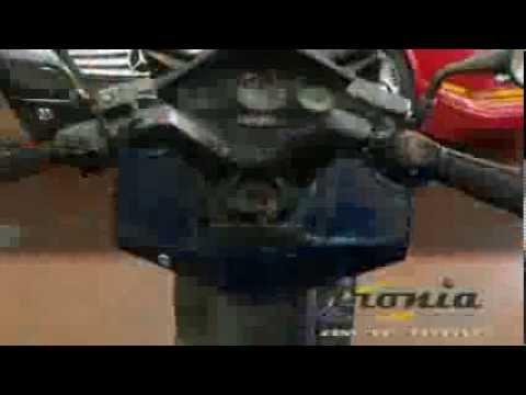Honda SilverWing MotoWrapping DI-NOC 3M Legno e Azz.mpg