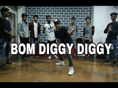Download Lagu  Bom Diggy Diggy | Dance | Zack Knight | jasmin Walia Mp3 Free