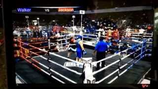 2014 Ringside Boxing World Championships 165lb Masters Division.  My first fight, won by decision.