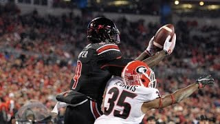 DeVante Parker vs Georgia (2014)