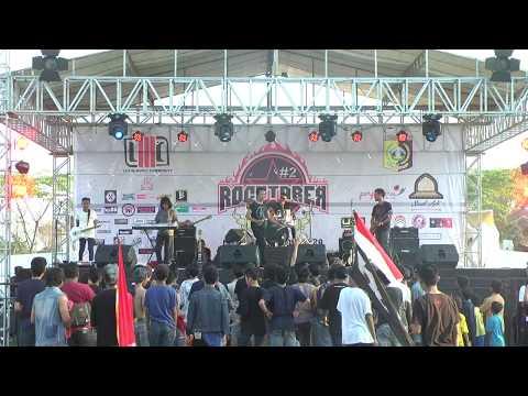 Lombok Lokal Band PX125-ROCKTOBER #2 part.2