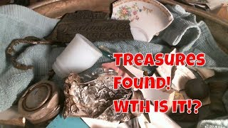 Metal Detecting Finds..WTH is it!