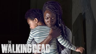 Why Did Ezekiel Kiss Michonne? | The Walking Dead Facts and Easter Eggs Season 10 Ep. 4