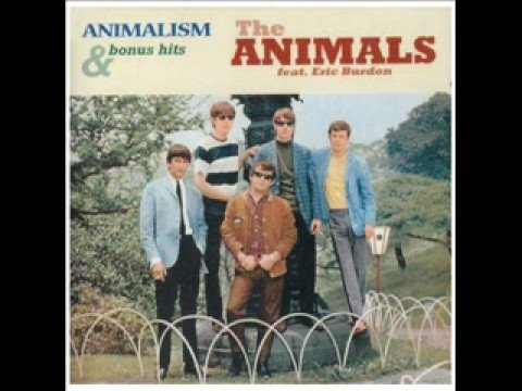 Animals - Louisiana Blues