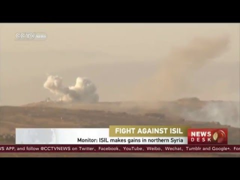 Monitor: ISIL makes gains in northern Syria